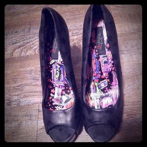 Iron Fist heel
